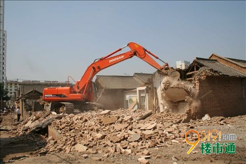 西安城中村改造土地确权缩至45个工作日_城市