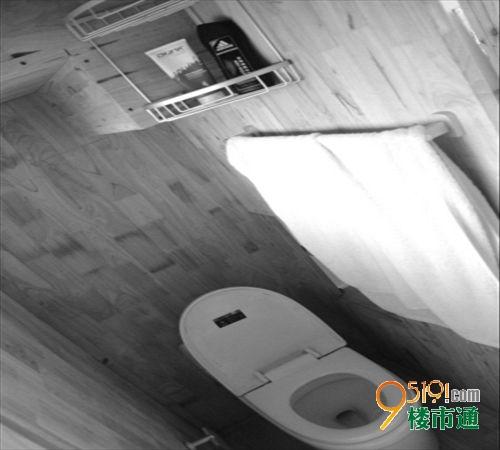 卫生间兼淋浴房高清图片