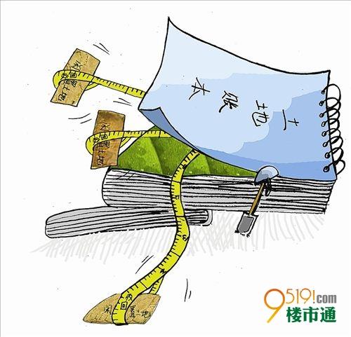 《中国农业银行农村土地承包经营权抵押贷款管理办法